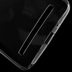 Ultratenký slim obal 0.6 mm na Asus Zenfone Selfie - transparentní - 4