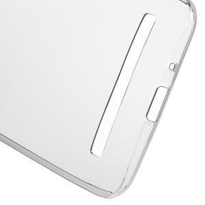 Ultratenký slim obal 0.6 mm na Asus Zenfone Selfie - šedý - 4