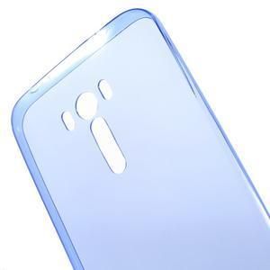 Ultratenký slim obal 0.6 mm na Asus Zenfone Selfie - tmavěmodrý - 4