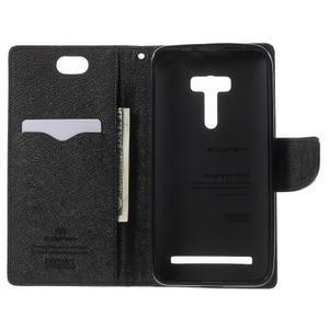Mr. Goos peněženkové pouzdro na Asus Zenfone Selfie ZD551KL - hnědé - 4