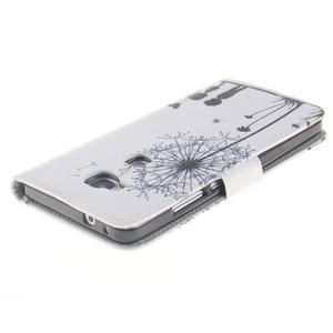 Peněženkové pouzdro pro mobil Honor 5X - láska - 4