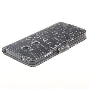 Peněženkové pouzdro pro mobil Honor 5X - vzorečky - 4