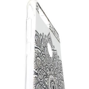 Emotive gelový obal na mobil Honor 8 - mandala - 4