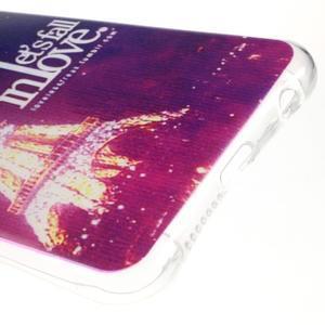 Emotive gelový obal na mobil Honor 8 - Eiffelova věž - 4