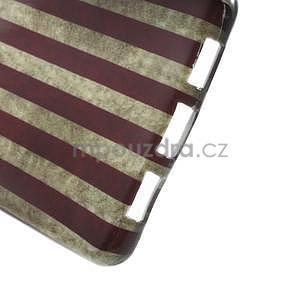 Gelový obal Style na Huawei Ascend P8 Lite - USA vlajka - 4