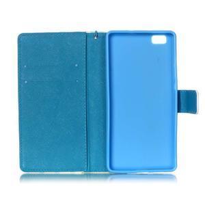 Picture PU kožené pouzdro na Huawei P8 Lite - locked - 4