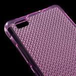 Diamonds gelový obal na Huawei P8 Lite - rose - 4/5