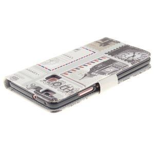 Knížkové PU kožené pouzdro na Huawei P9 Lite - United Kingdom - 4