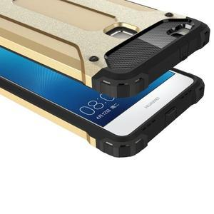 Extreme outdoor obal na Huawei P9 Lite - zlatý - 4