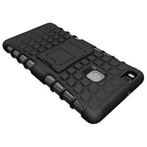 Outdoor odolný kryt na Huawei P9 Lite - černý - 4