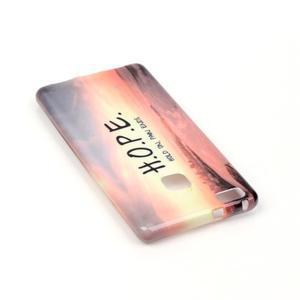 Emotive gelový obal na mobil Huawei P9 Lite - hope - 4