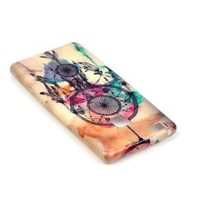 Emotive gelový obal na mobil Huawei P9 Lite - lapač snů - 4