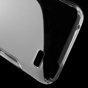 S-line gelový obal na mobil Huawei Y5 a Y560 - transparentní - 4