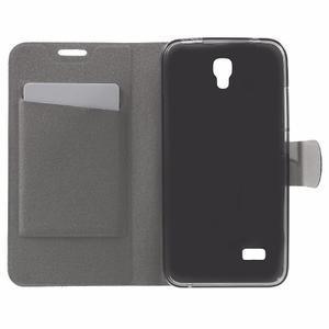 Horse peněženkové pouzdro na mobil Huawei Y5 a Y560 - modré - 4