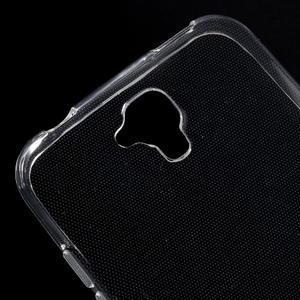 Ultratenký slim gelový obal na Huawei Y5 a Y560 - transparentní - 4