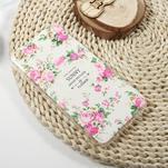 Softy gelový obal na mobil Huawei Y6 - pivoňky - 4/6