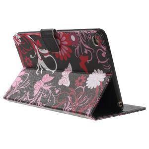 Stylové pouzdro na iPad mini 4 - kouzelní motýlci - 4