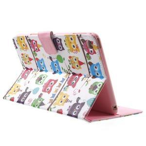 Stylové pouzdro na iPad mini 4 - banda soviček - 4
