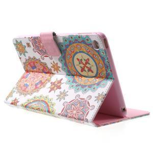 Stylové pouzdro na iPad mini 4 - mandala - 4