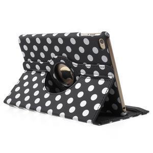 Cyrc otočné pouzdro na iPad mini 4 - černé - 4