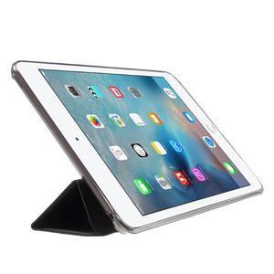 Trifold trojpolohové pouzdro na tablet iPad mini 4 - černé - 4