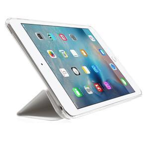 Trifold trojpolohové pouzdro na tablet iPad mini 4 - bílé - 4