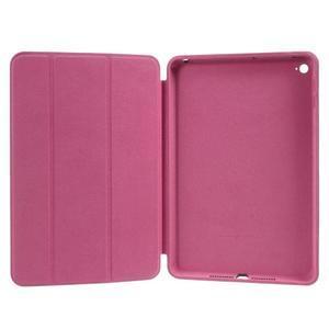 Slimové polohovatelné pouzdro na iPad mini 4 - rose - 4