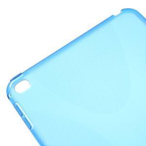 X-line gelový obal na tablet iPad mini 4 - modrý - 4