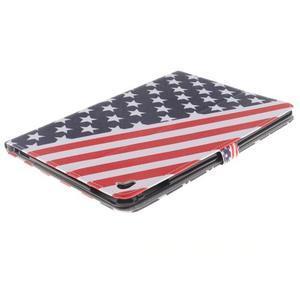 Knížkové pouzdro na tablet iPad Pro 9.7 - US vlajka - 4