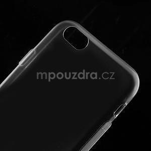 Transparentní gelový obal na iPhone 6 a 6s - 4