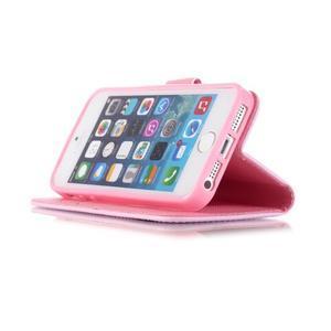 Peněženkové pouzdro na mobil iPhone SE / 5s / 5 - dream - 4