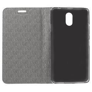 Klopové pouzdro na mobil Lenovo Vibe P1m - rose - 4