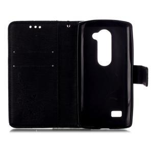 Magicfly pouzdro na mobil LG Leon - černé - 4