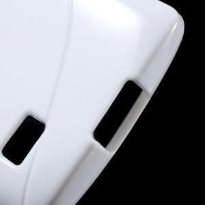 S-line gelový obal na mobil LG Leon - bílý - 4