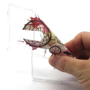 Transparentní gelový obal na mobil LG Spirit - snění - 4