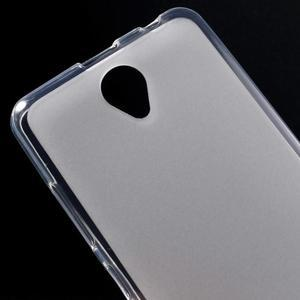 Gelový obal na mobil Lenovo A5000 - transparentní - 4