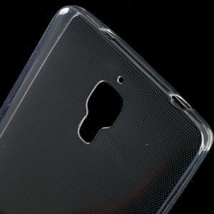 Ultratenký slim gelový obal na Xiaomi Mi4 - transparentní - 4