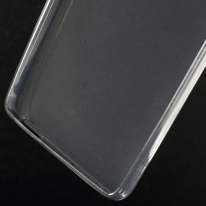 Ultratenký slim gelový obal na Xiaomi Mi4 - šedý - 4