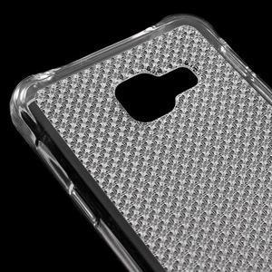 Diamonds gelový obal na Samsung Galaxy A3 (2016) - transparentní - 4