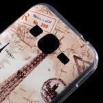 Ultratenký slim obal na Samsung Galaxy Core Prime - Eiffelova věž - 4/5
