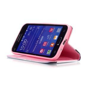 Pictu pouzdro na mobil Samsung Galaxy Core Prime - rty - 4