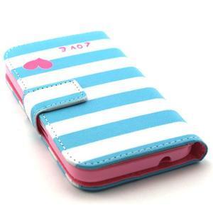 Pouzdro na mobil Samsung Galaxy Core Prime - love - 4