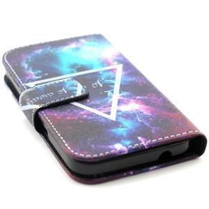 Pouzdro na mobil Samsung Galaxy Core Prime - traingl - 4