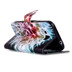 Emotive peněženkové pouzdro na Samsung Galaxy Core Prime - barevná pampeliška - 4