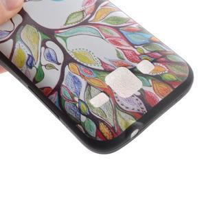 Hardy gelový obal na mobil Samsung Galaxy Core Prime - malovaný strom - 4