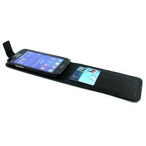 Flipové pouzdro na mobil Samsung Galaxy Core Prime - L - 4