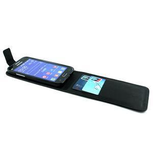 Flipové pouzdro na mobil Samsung Galaxy Core Prime - tygr - 4