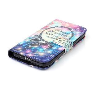 Knížkové pouzdro na Samsung Galaxy Core Prime - lapač snů - 4