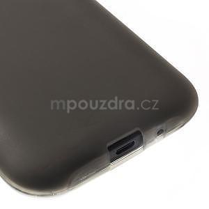 Šedý matný kryt na Samsung Galaxy J1 - 4