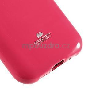 Rose gelový obal na Samsung Galaxy J1 - 4